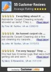 Review of Astrobrite Carpet Cleaning