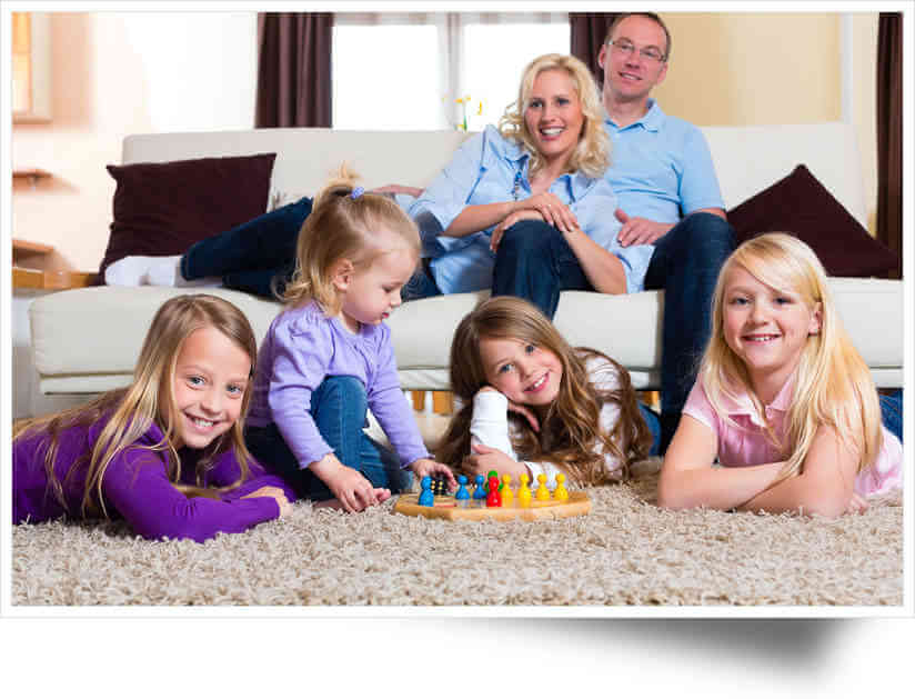 Professional carpet cleaning services northern va