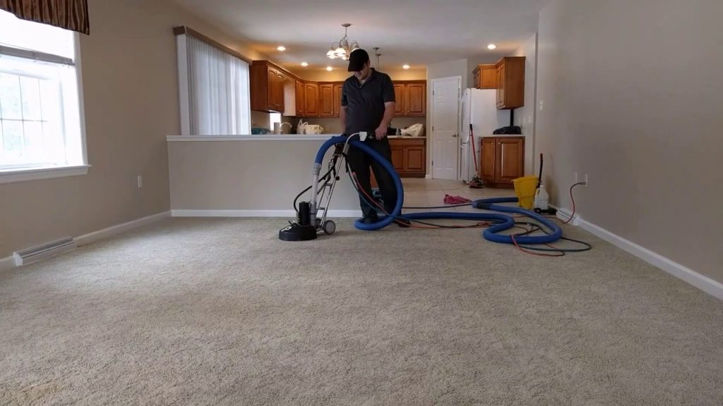move-out carpet cleaning northern va