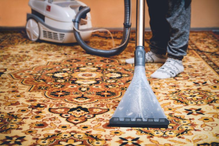 You Should Not Let A Carpet Cleaner Wash Your Oriental Rugs